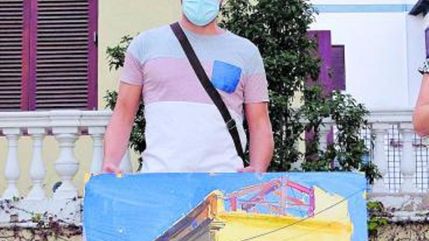 "Godella descubre el ""gran nivel"" de sus pintores"