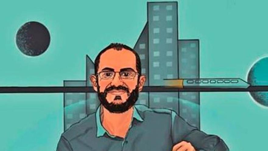 Andrés Torrubia, ingeniero de telecomunicaciones: De oficio, emprendedor