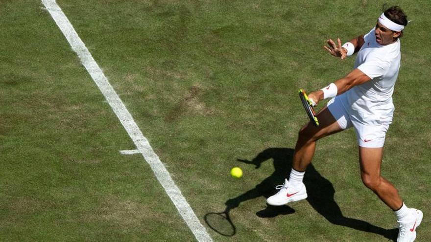 Nadal cae ante Cilic en su preparación para Wimbledon
