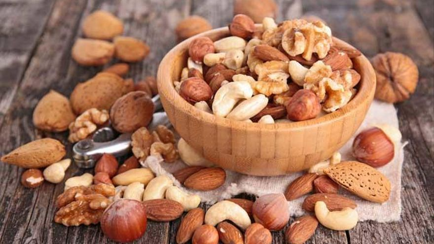 ¿Son tan buenos como dicen los frutos secos?