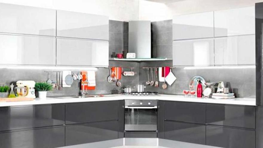 La clave de los expertos en limpieza para que tu cocina brille en menos de un minuto