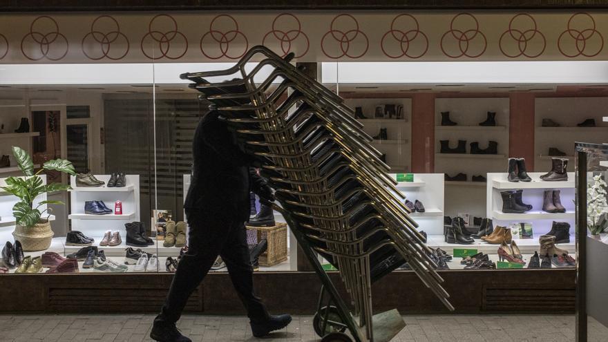 GALERÍA | Las imágenes de Zamora bajo el toque de queda
