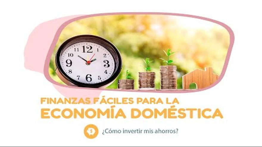 Finanzas fáciles para la economía doméstica Banco Sabadell. ¿Cómo invertir mis ahorros?