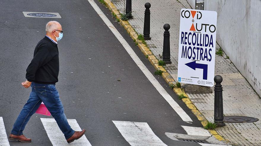 Galicia registra la menor cifra de pacientes con COVID desde agosto del año pasado