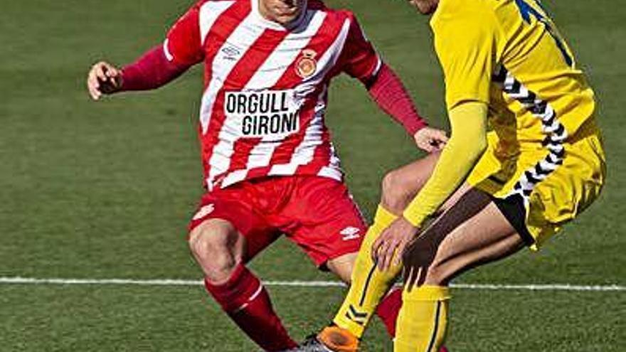 Els manresans jugaran l'anada de la promoció a Girona