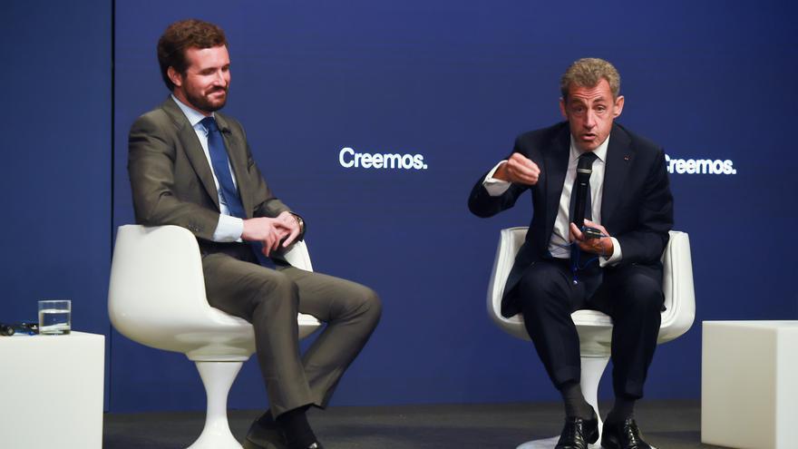"""Sarkozy: """"El separatismo no es solo un problema de España. Toda Europa pagaría el precio"""""""