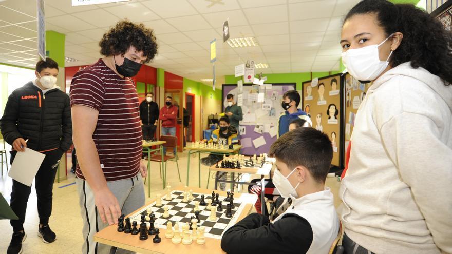 """""""El ajedrez es un deporte que atrae a especialitos y a los superdotados"""""""