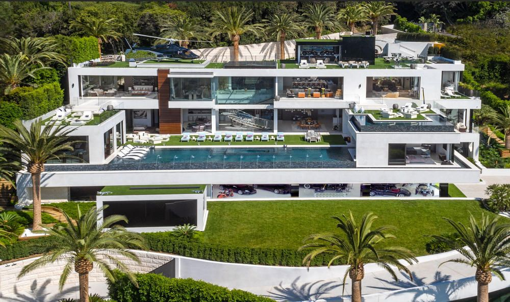 Así es la mansión más cara del mundo