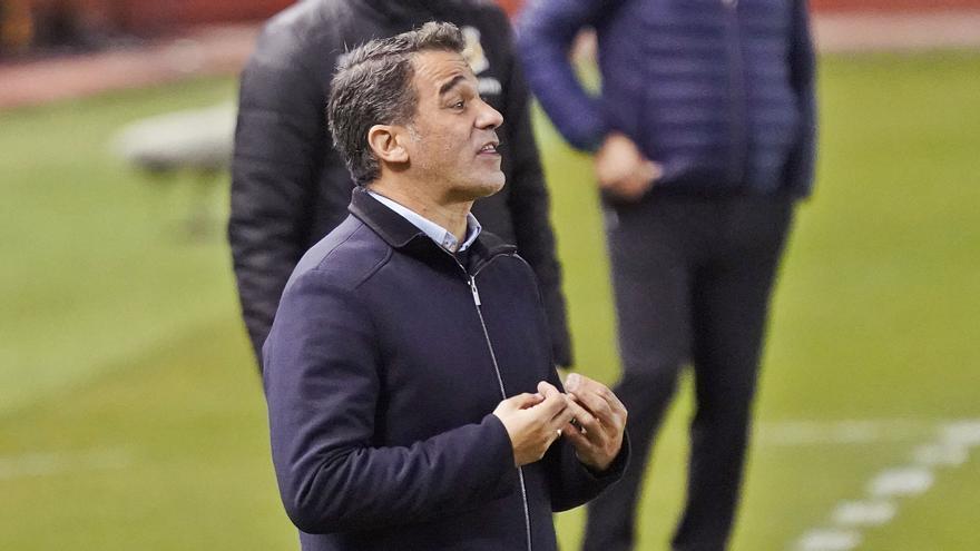 Luis García: «Esto no es solo fortuna, las cosas se están haciendo bien»