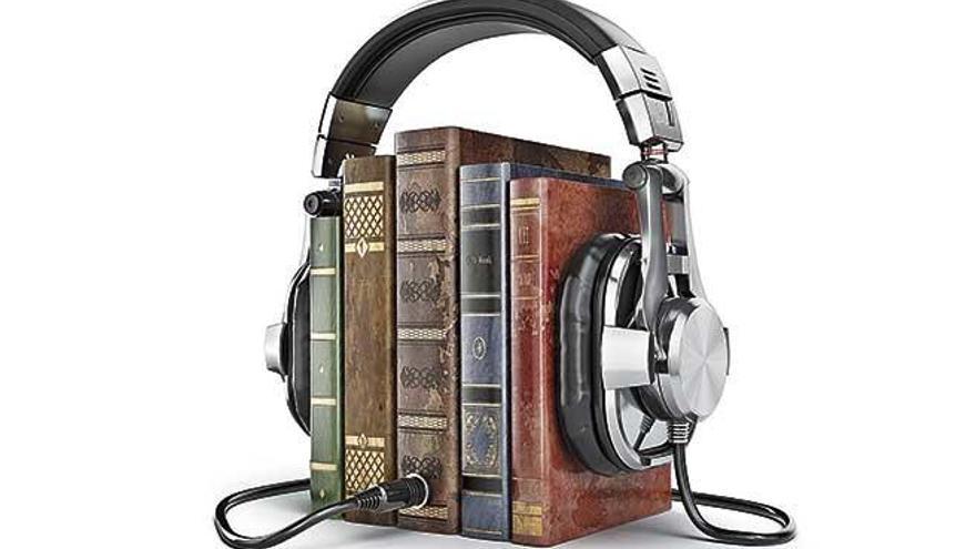 Audiolibros, un fenómeno que rompe moldes