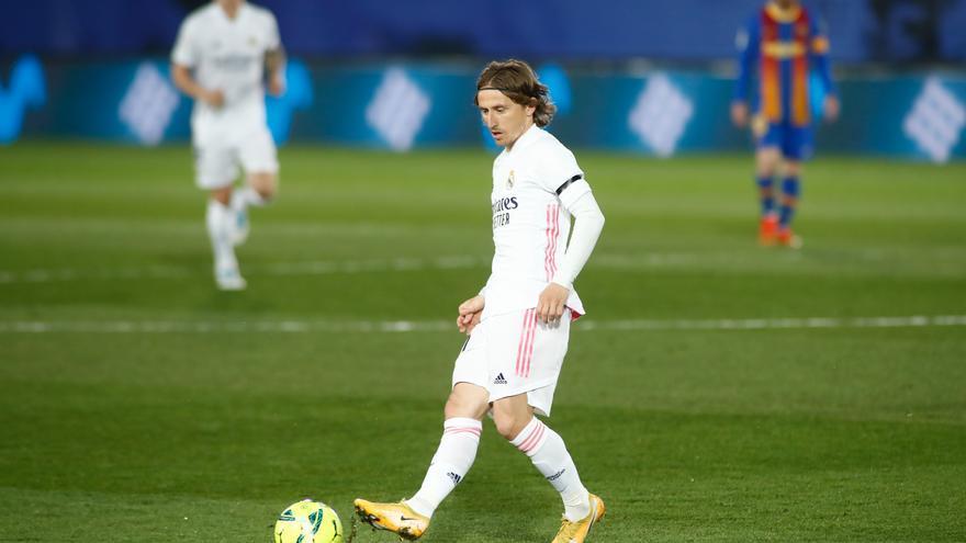 El Madrid pacta un 2-1 con su mejor socio