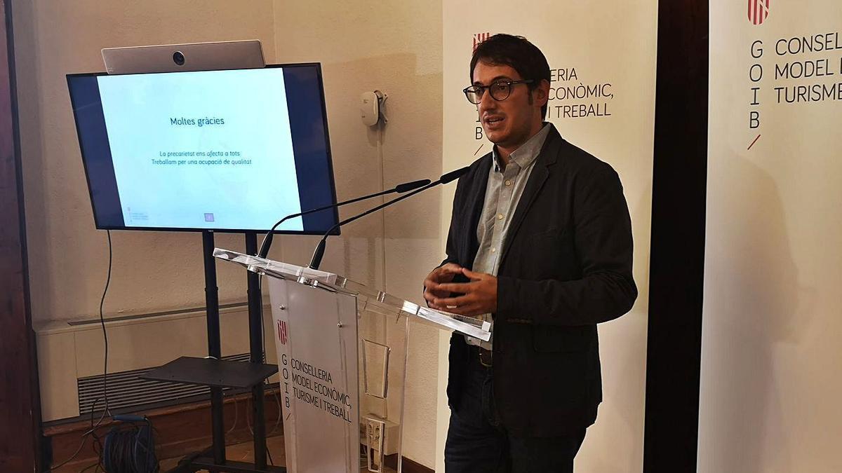 Negueruela pone más inspección para evitar el fraude ante la crisis