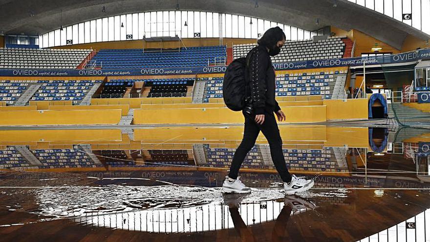 El Palacio de los Deportes renovará su pista central antes de la reforma integral