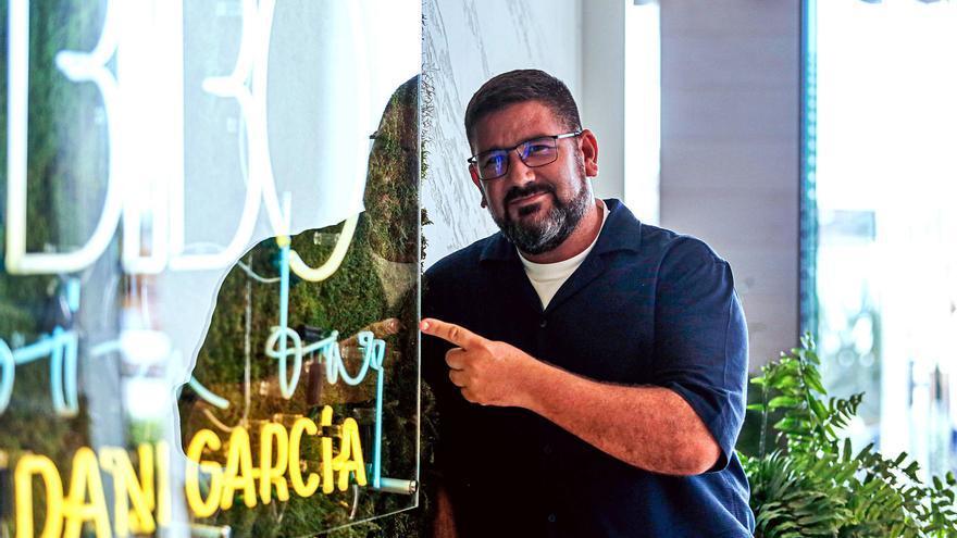 Dani García en Ibiza: «Las estrellas Michelin te roban una parte del alma»