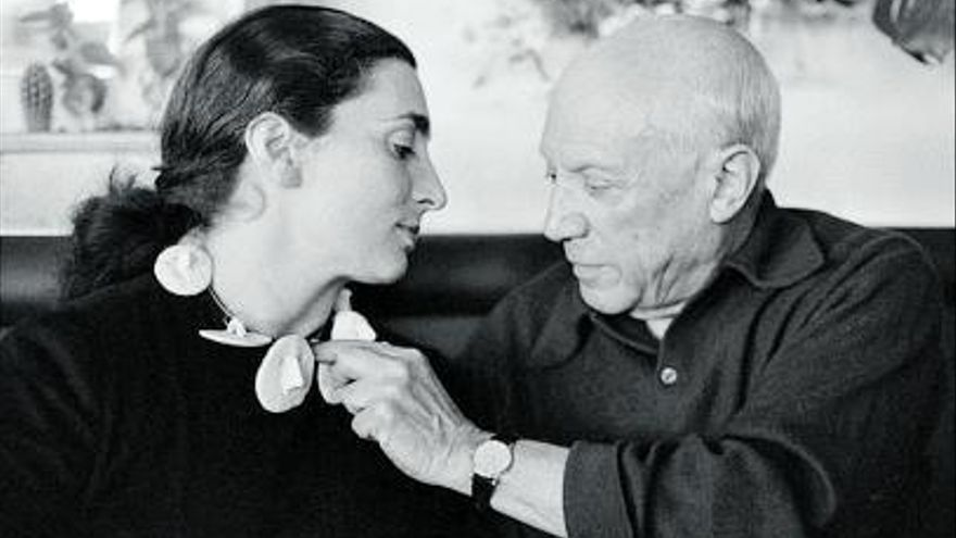 Las joyas íntimas de Picasso, una pasión desconocida del genio