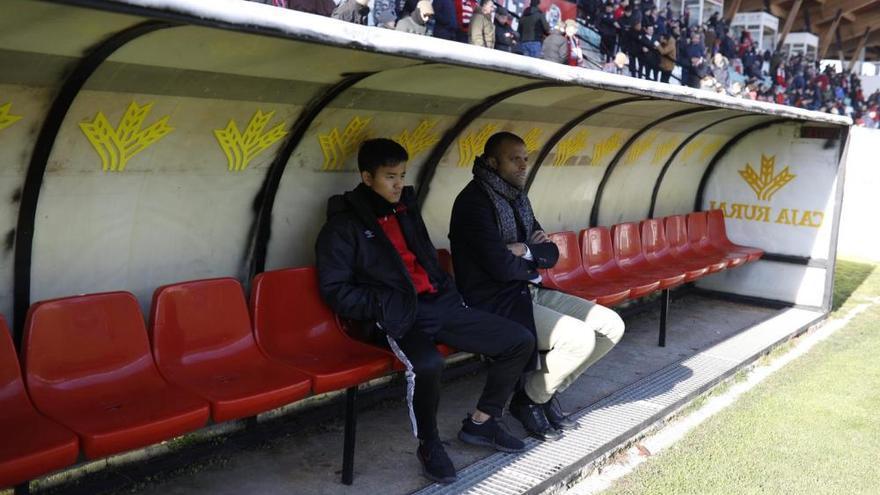 El partido del Zamora - Mallorca de Copa del Rey, en imágenes