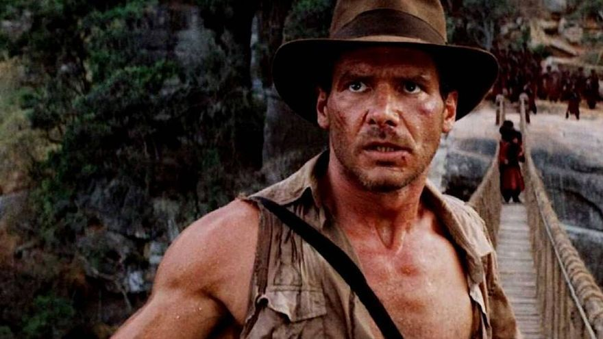 Harrison Ford se lesiona el hombro en el rodaje de 'Indiana Jones 5'