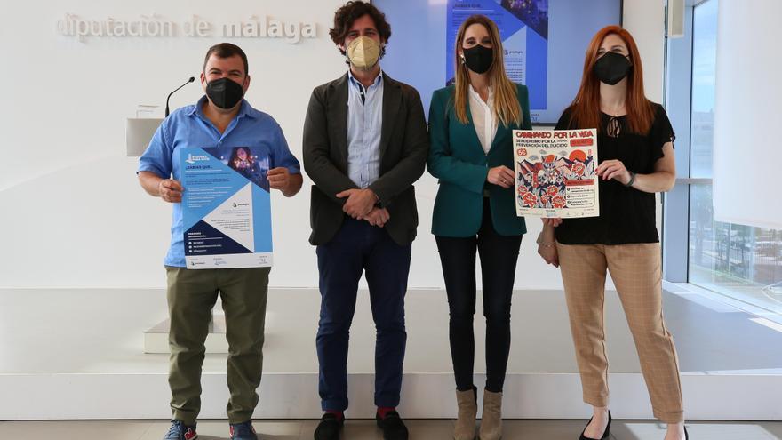 La Diputación de Málaga pone en marcha un proyecto para prevenir el suicidio