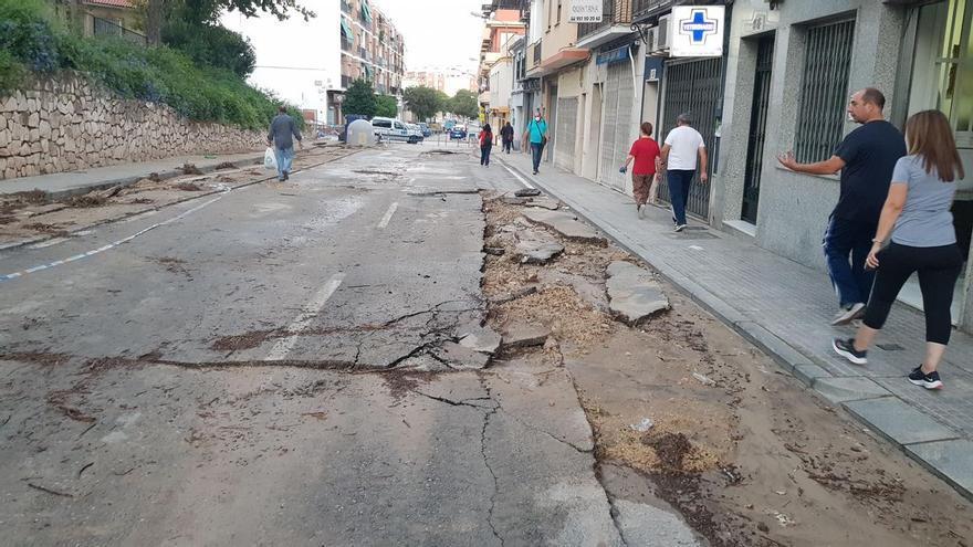 Lucena, Alcaracejos, Pozoblanco e Hinojosa recibirán 145.000 euros para reparar los daños por las inundaciones