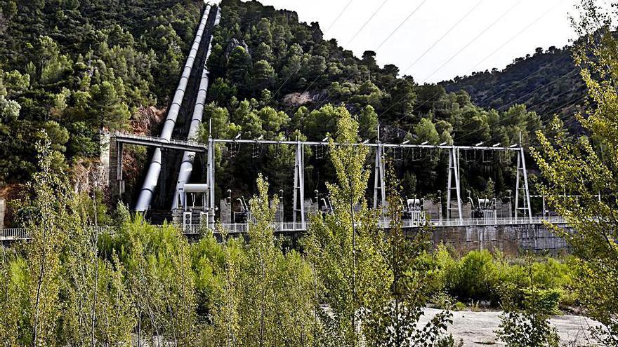El Gobierno reduce el trasvase del Tajo de este mes a 13 hm3
