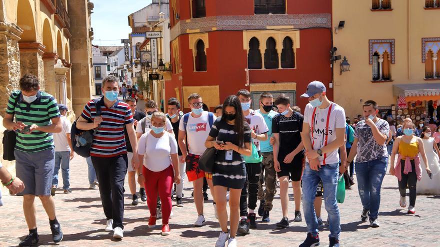 El turismo aumenta un 91% en septiembre, pero aún está por debajo del nivel previo al covid