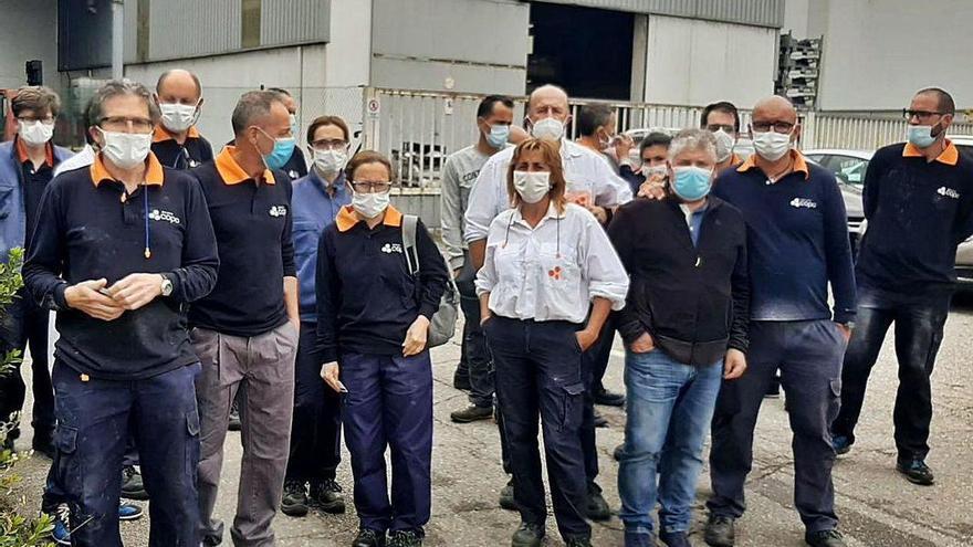 Prevención para evitar más muertes por accidente laboral en Porriño