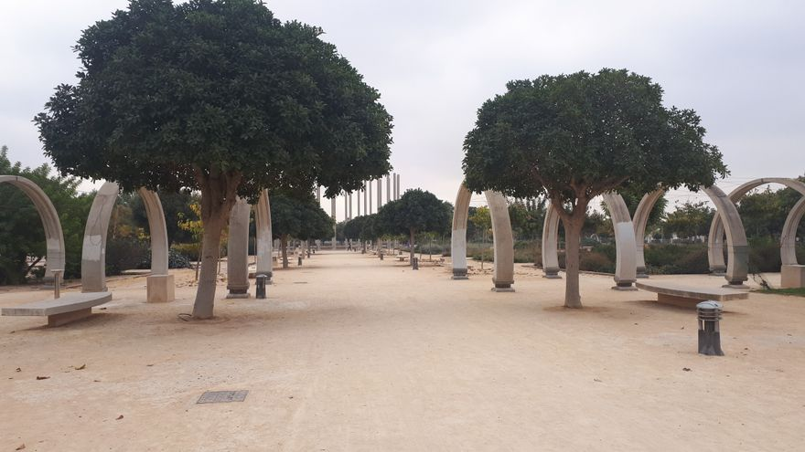 San Vicente reabre los parques Lo Torrent y Adolfo Suárez