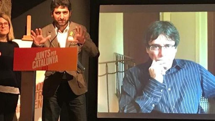 Puigdemont contempla seguir sent president si hi ha una majoria que el revalida