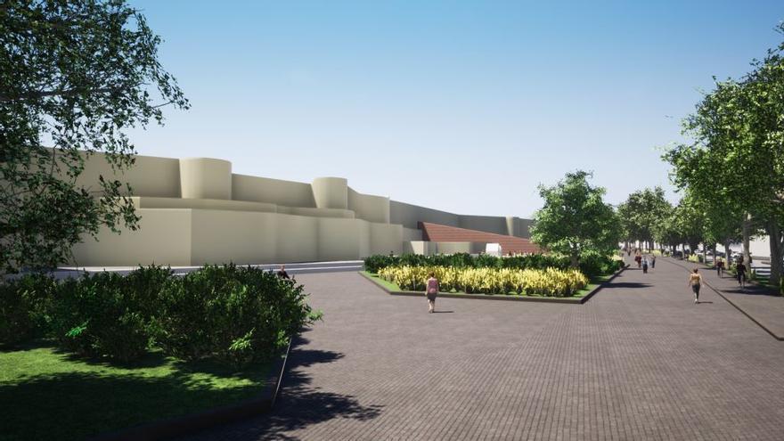 La muralla de Zamora resucitará con un ambicioso proyecto de diez millones