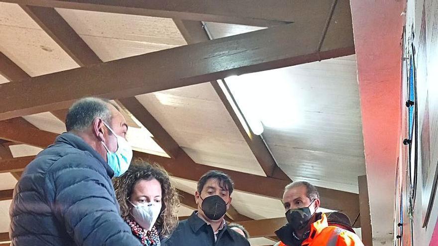 El Principado iniciará a final de año la obra del muelle abierto del puerto de Ribadesella