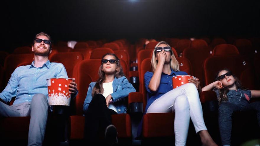 La Fiesta del Cine regresa este lunes a las salas
