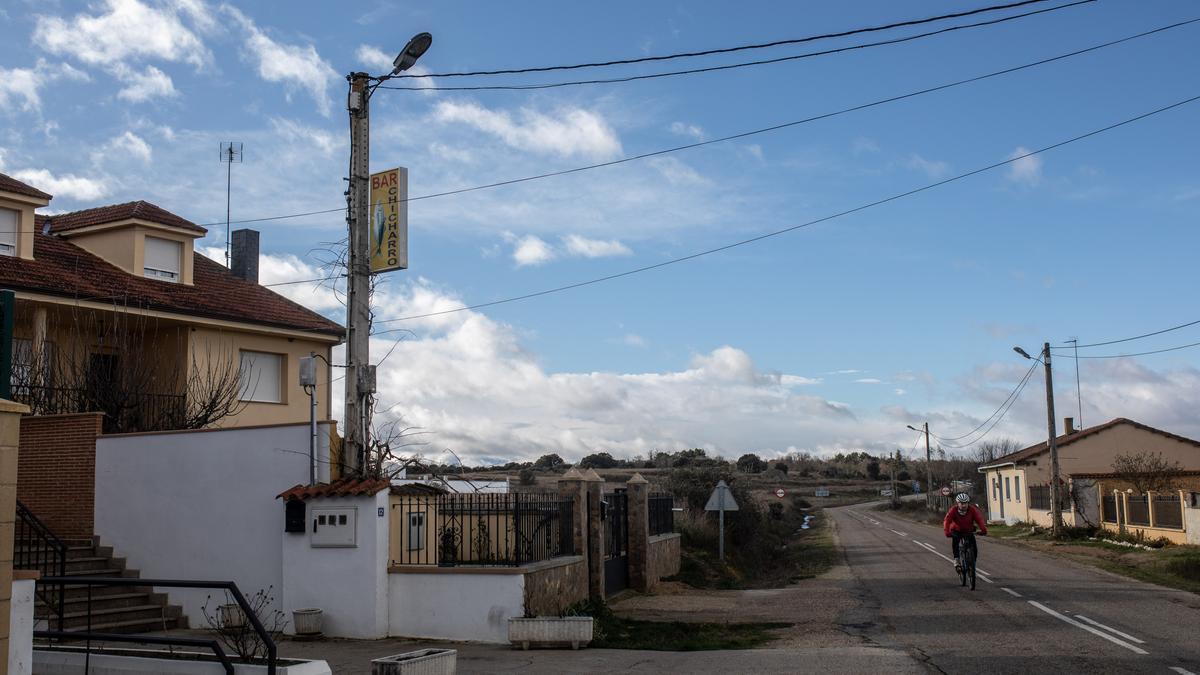 Pueblos de la Zamora rural.