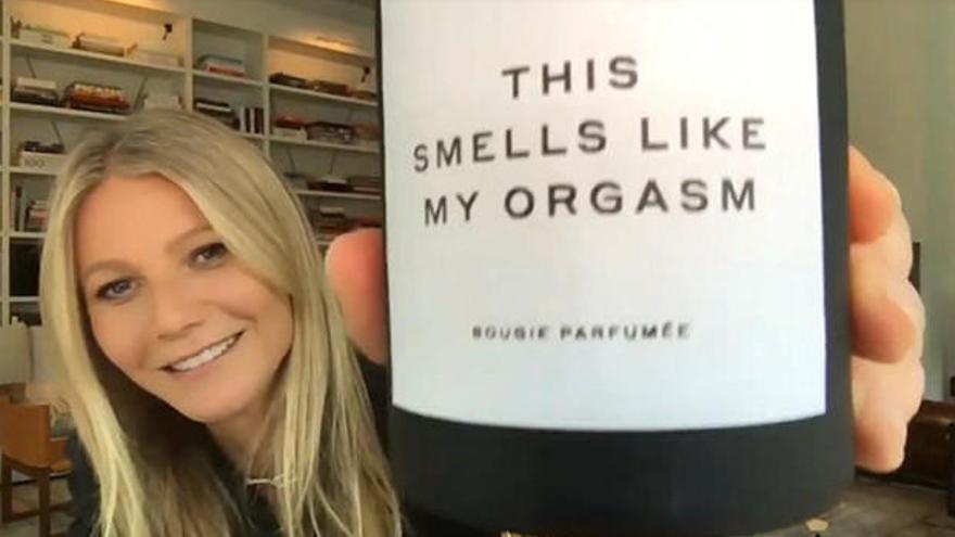 Gwyneth Paltrow enciende su gama aromática con velas que huelen a sus orgasmos