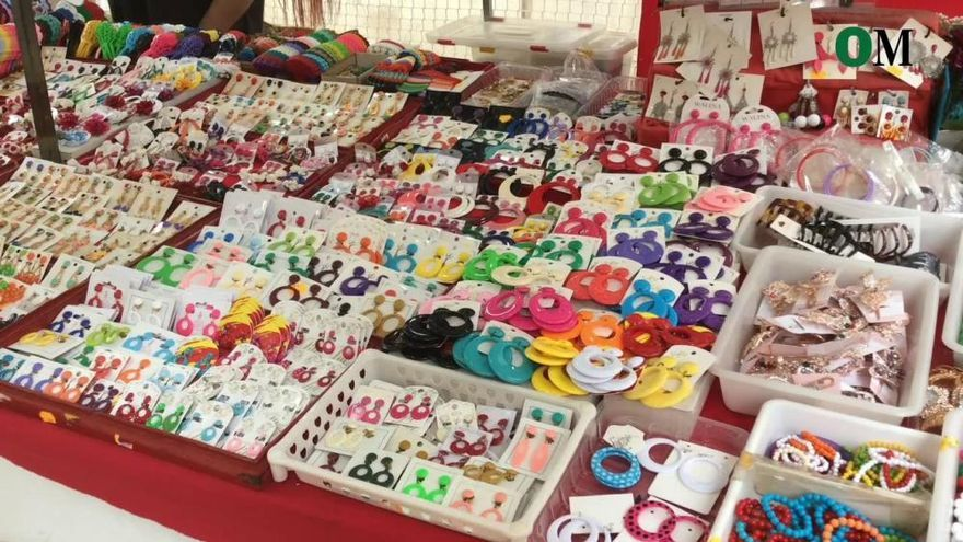 ¿Qué se vende en los puestos de la Feria?
