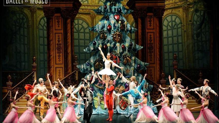 El Ballet de Moscú regresa a Palma con 'El cascanueces'