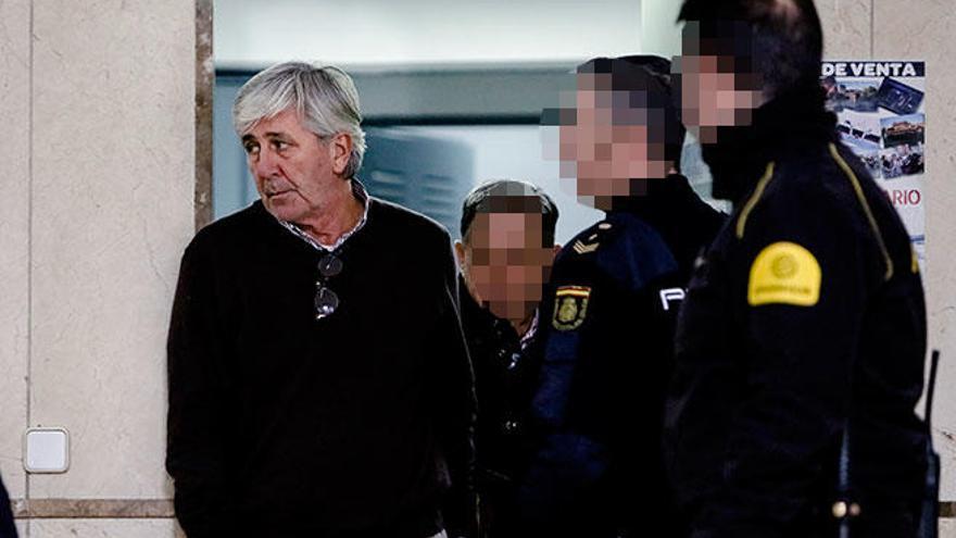 """Sbert: """"No sé qué le hemos hecho a Penalva, a ver si un día fue a Titos y no le dejaron entrar"""""""