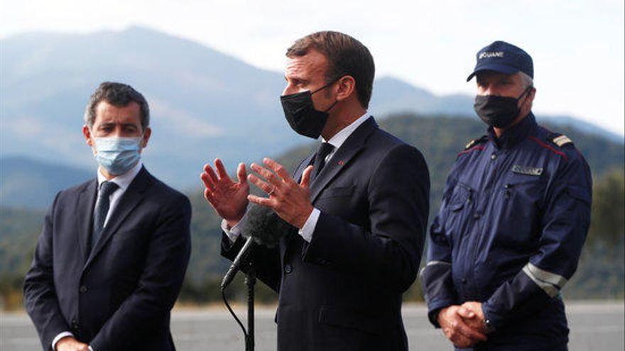El president de França, Emmanuel Macron, dóna positiu en coronavirus