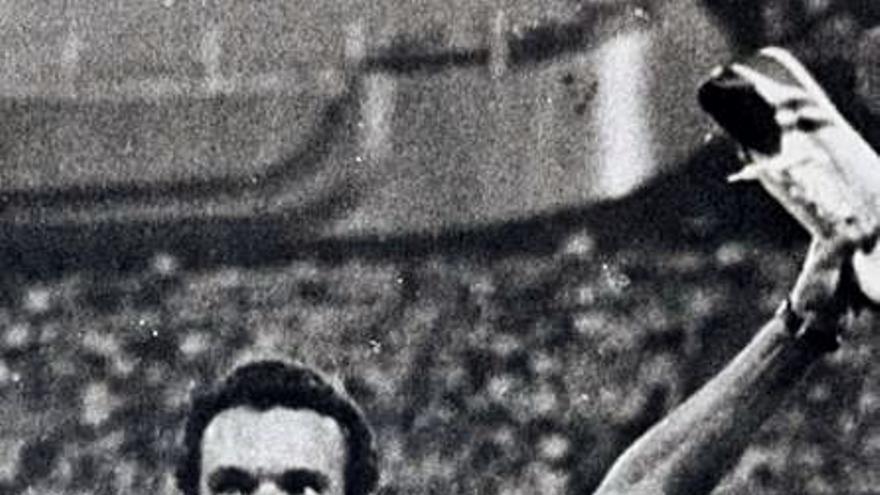 Fallece Llopart, el primer medallista olímpico español en atletismo