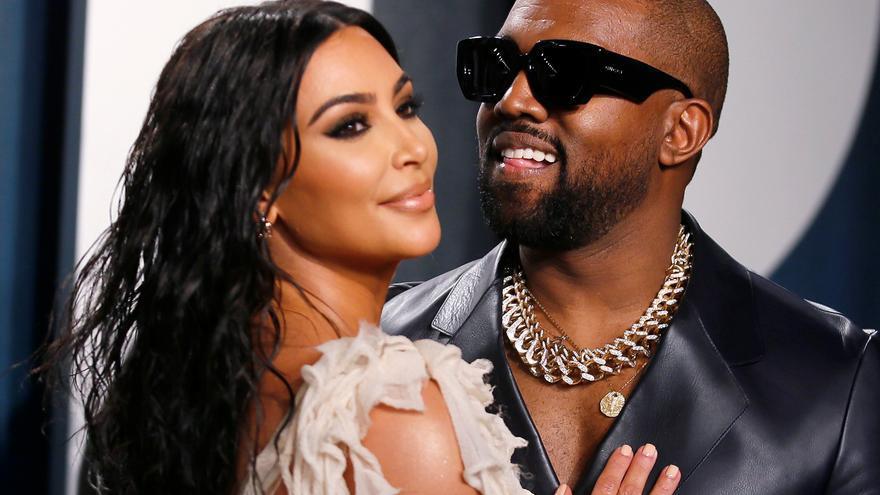 Kim Kardashian pide el divorcio a Kanye West tras seis años de matrimonio