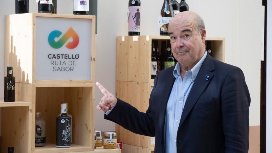 """Antonio Resines promocionará el turismo en Castellón : """"Si Resines va, por algo será"""""""