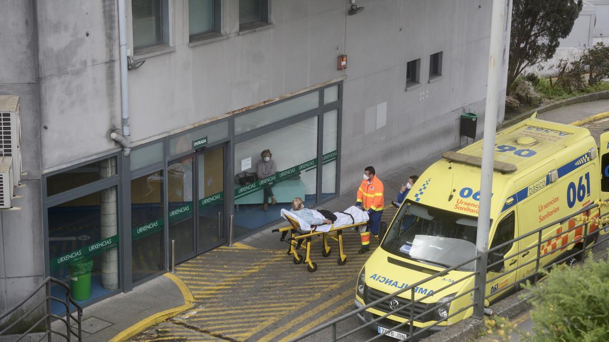 Urgencias en Montecelo