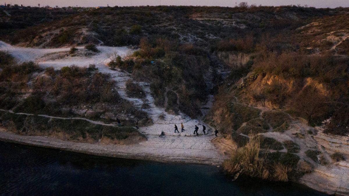 Un menor fallece en la frontera mexicana con EEUU