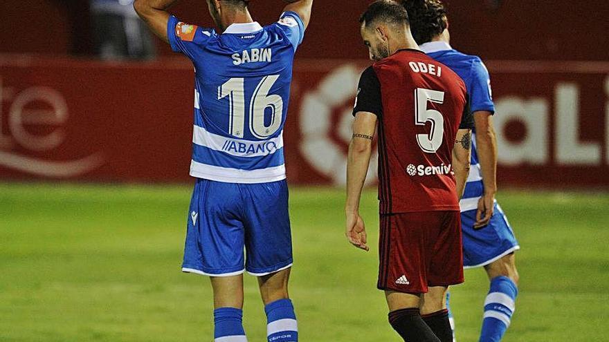 El Lugo mete al Deportivo en descenso