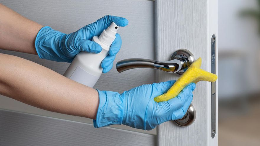 Cinco objetos que deberías limpiar diariamente en casa para evitar bacterias