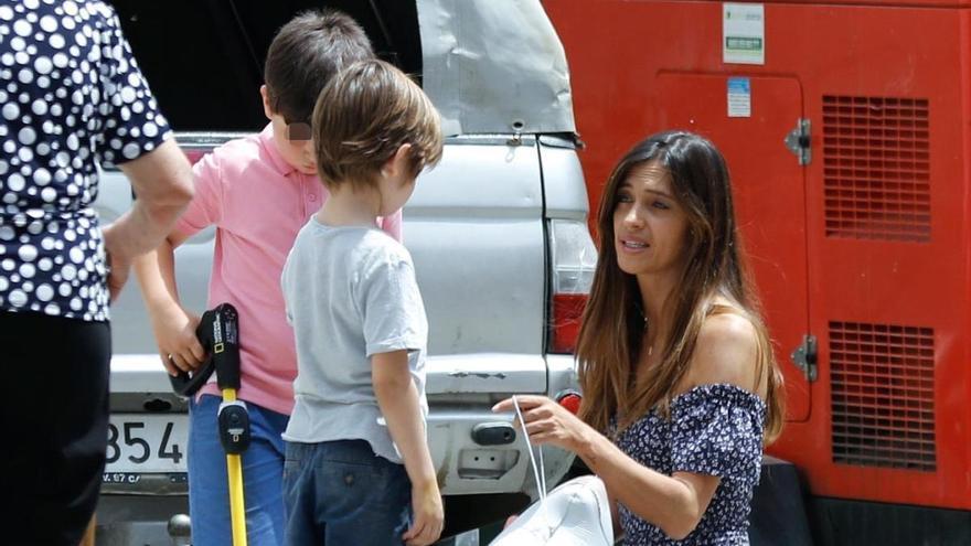 """La preciosa felicitación de Sara Carbonero a su hijo Lucas: """"Celebramos tu vida"""""""