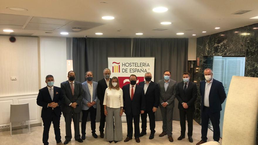 El presidente de Otea, elegido vicepresidente de Hostelería de España