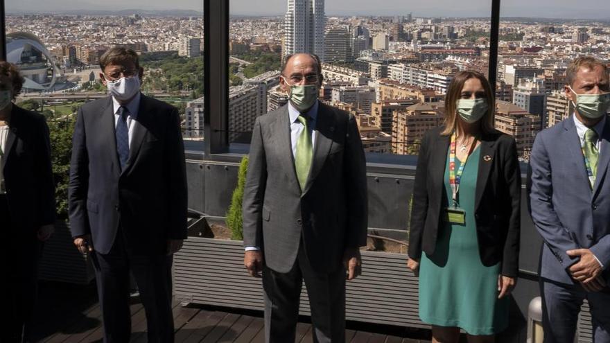 """La Comunitat Valenciana, región """"clave"""" para Iberdrola"""