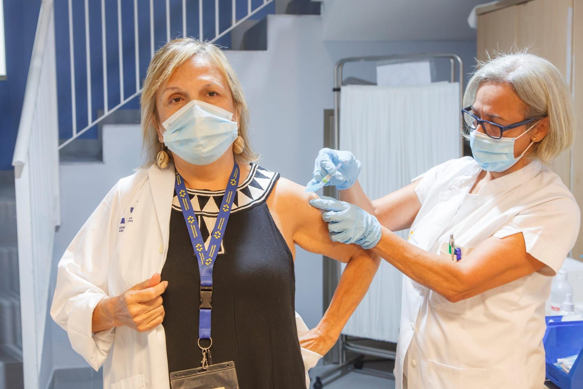 Campaña de Vacunación 2020-2021