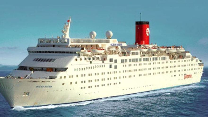 Pullmantur Cruceros presenta concurso de acreedores en España por la crisis del Covid