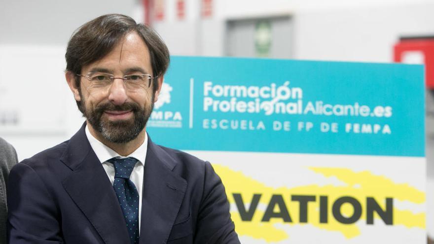 Luis Rodríguez no optará a la dirección de Suma